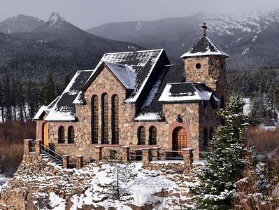 Chapel on the Rock   Allenspark, CO