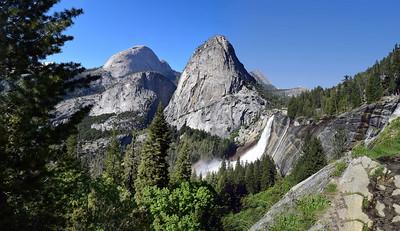 Nevada Falls | Yosemite National Park