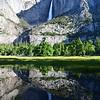 Yosemite Falls Reflection | Yosemite National Park