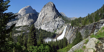 Nevada Falls | Yosemite National Park