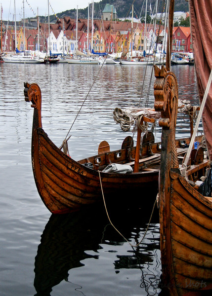 We thrilled to be in Bergen during the annual international Tall Ships race.