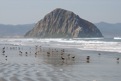 Morro Rock | Morro Bay, California
