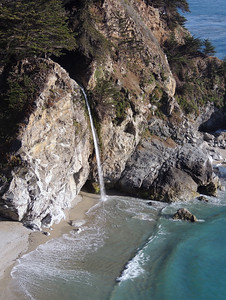 McWay Falls | Julia Pfeiffer Burns State Park