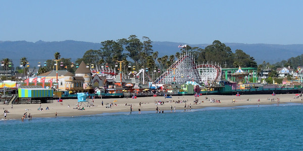 Santa Cruz Beach Boardwalk | Santa Cruz, CA
