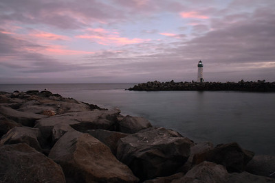 Walton Lighthouse | Santa Cruz, CA
