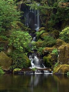 Heavenly Falls | Portland Japanese Garden