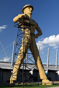 The Golden Driller | Tulsa, OK