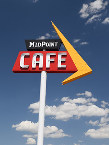 MidPoint Cafe | Route 66 in OK