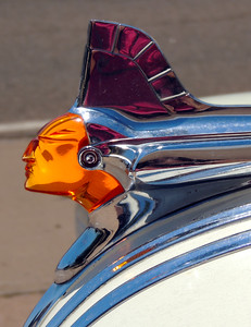 Pontiac Chief Hood Ornament | Tucumcari, NM