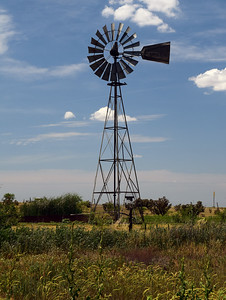 Windmill | Historic Route 66