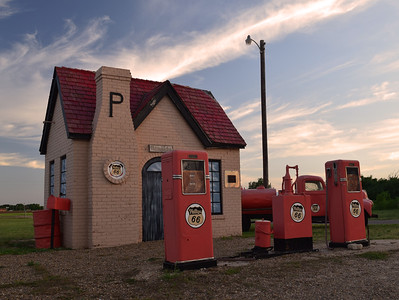Philips 66 Service Station | McLean, TX
