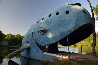 Blue Whale of Catoosa | Route 66 in OK