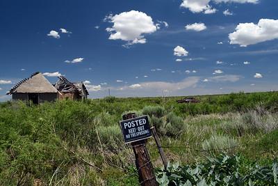 Barren Landscape | Route 66