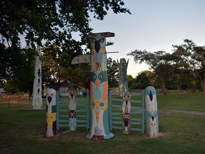 Totem Pole Park | Route 66 in OK