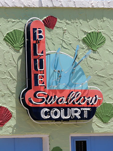 Blue Swallow Motel | Tucumcari, NM