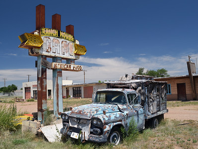 Ranch House Cafe | Route 66 in New Mexico