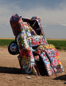 Cadillac Ranch | Amarillo, TX