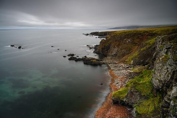 Rocky coast