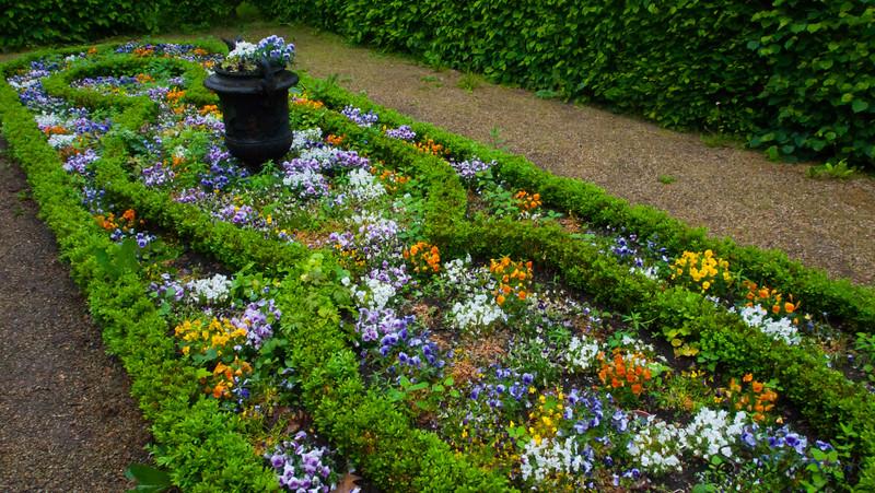 More Flowers of Schönbrunn Palace