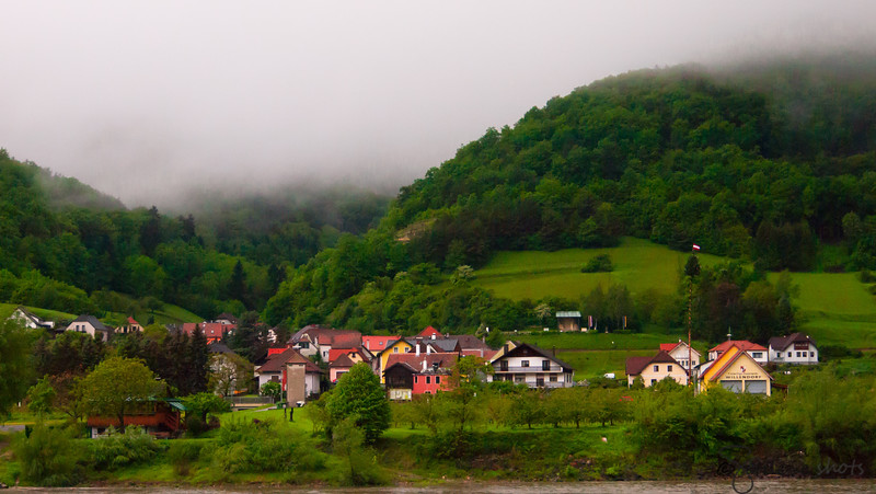 Villages on the Danube