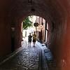 "Gamla Stan, Stockholm, Sweden.  ""It looks like Diagon Alley!"""