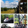 Working railroad. Beamish Museum.  Photos by Jonathan.