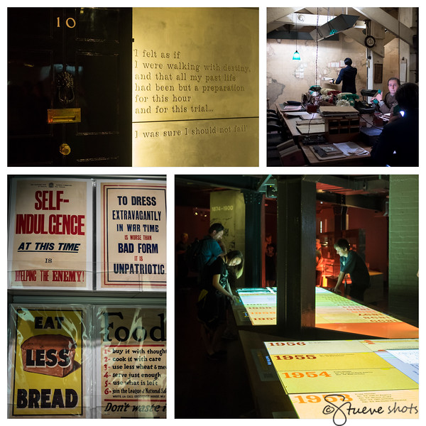 When We Visited the Churchill War Rooms