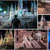 Hogwarts Castle in Very Fine Detail