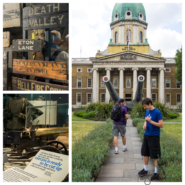 And Then We Visited the Imperial War Museum