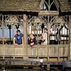 On Hogwarts Bridge