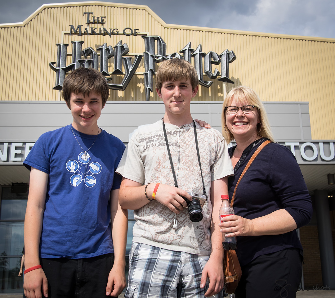In Which We Solemly Swear that We Are Up to No Good in Leavesden