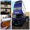 Butterbeer, Knight Bus and Godric's Hollow