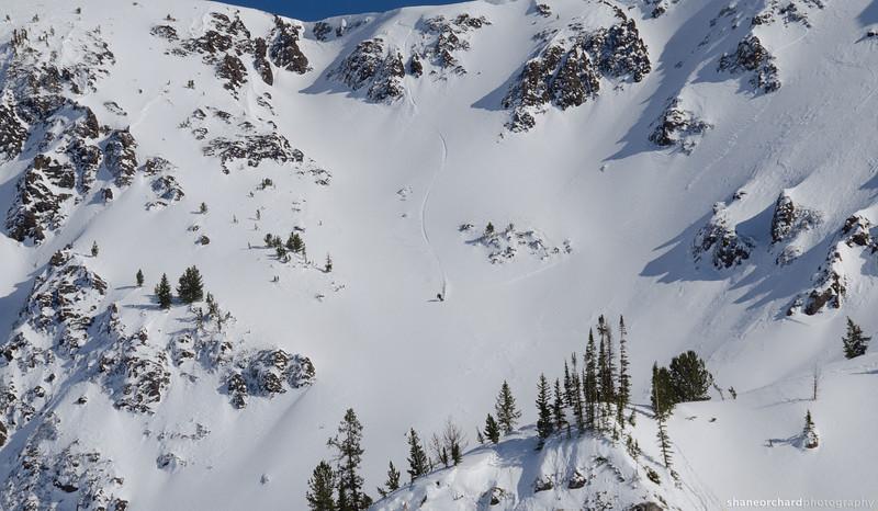 Eric Haferman, Miller Peak