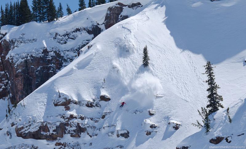 Kevin Frazier, Sunset Peak