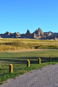 Badlands National Park, South Dakota