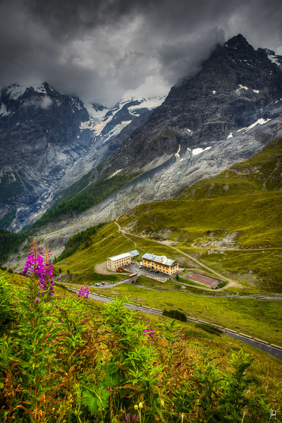 Stelvio Pass, Northern Italy