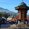 The Sebilj<br /> Sarajevo, Bosnia