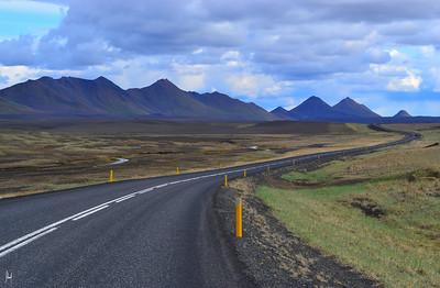 East of Reykjahlíð, Iceland