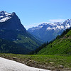 Continental Divide <br /> Glacier National Park, Montana