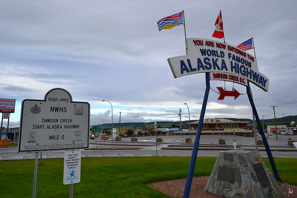 Dawson Creek <br /> British Columbia, Canada