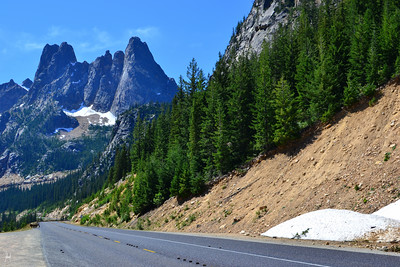 North Cascades National Forest Northern Washington