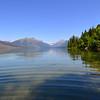Lake McDonald<br /> Glacier National Park, Montana