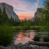 Valley View<br /> Yosemite National Park, California