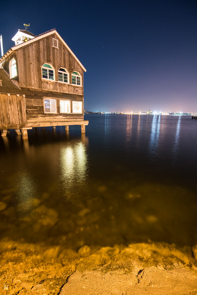 Sea Port Village, San Diego