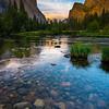 Valley View<br /> Yosemite National Park, California