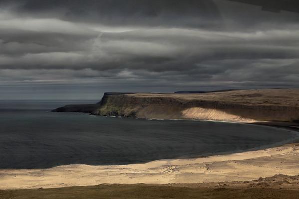 Landscape series - foreshortening - Iceland