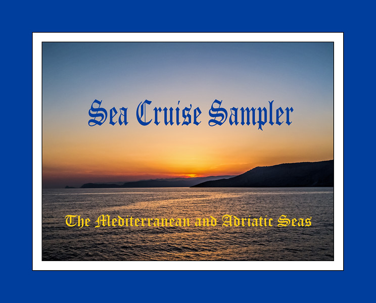 Sea Cruise Sampler