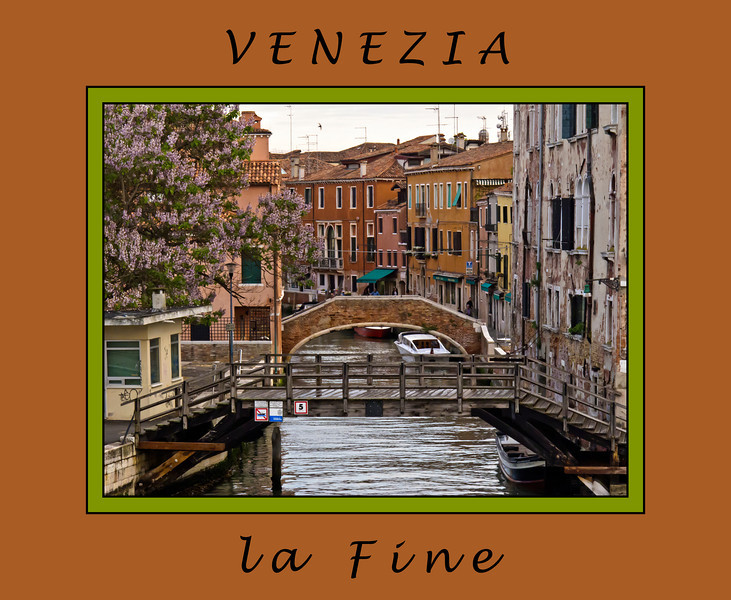 MS G25 00<br /> <br /> Venice, final destination.<br /> May, 2011