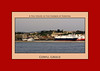 MS G19 00<br /> <br /> Corfu harbor scenes.  We sailed past the Ferry Terminal on our way to our berth in the harbor.