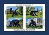 Alphabet Challenge:  S – Smith sculptures